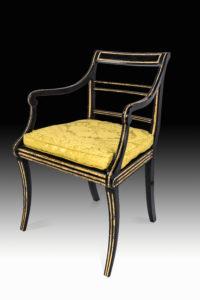 George-III-armchair