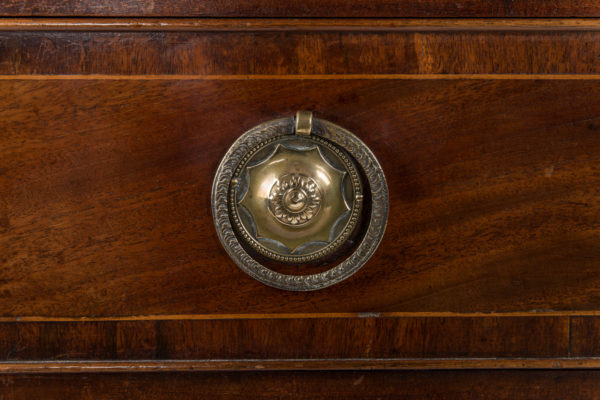 George III Chest of Drawers Sheraton Period c.17902