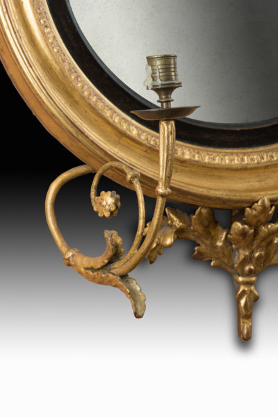 George-III-Regency-Period-giltwood-convex-mirror3