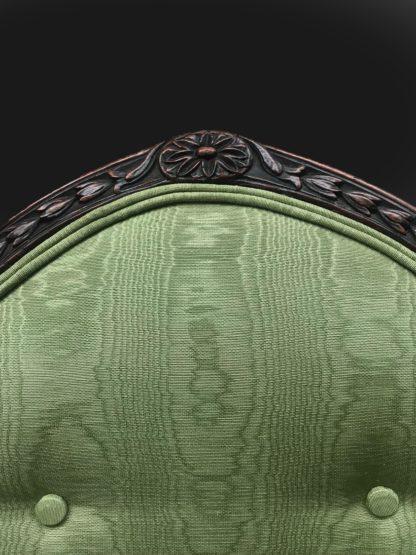 George III Hepplewhite Period Armchairs 2