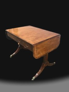 George III sofa table