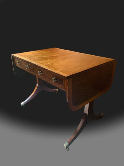 Fine George III Sofa Table