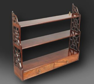 George III Shelves