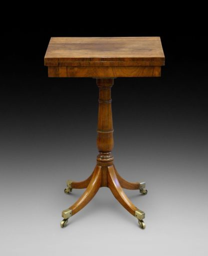 Rosewood Games Table